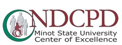 North Dakota-NDCPD Logo