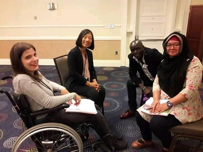 Promoting Future Leaders: Brian Malika on Inclusion in the U.S. and Empowering Women with Disabilities in Kenya