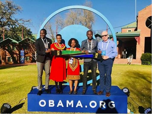 PFP-IDE Alumnus Gamariel Mboya Becomes Mentor to Obama Foundation Africa Leaders